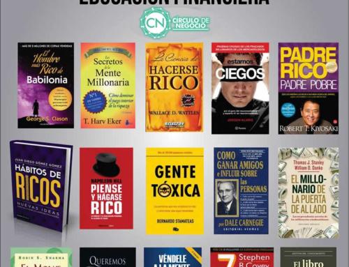 30+ libros de educación financiera
