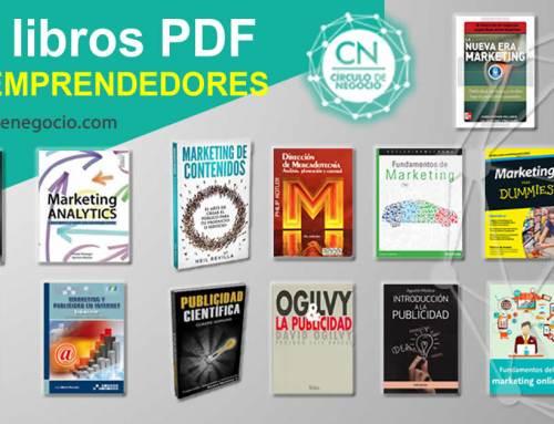Libros digitales para emprendedores y empresarios +620 para descargar
