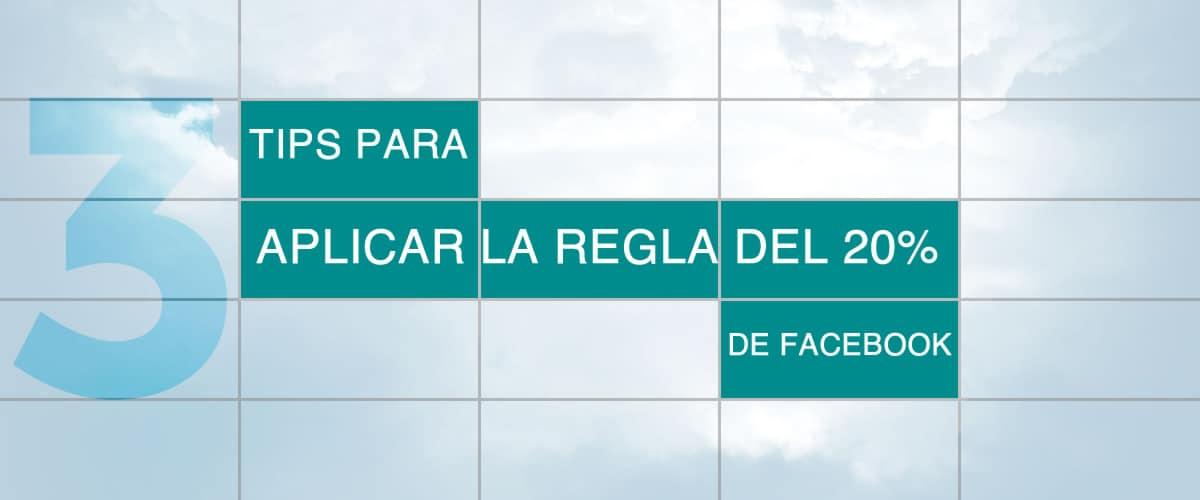 FACEBOOK DESCARTA LA REGLA DEL 20% DE TEXTO
