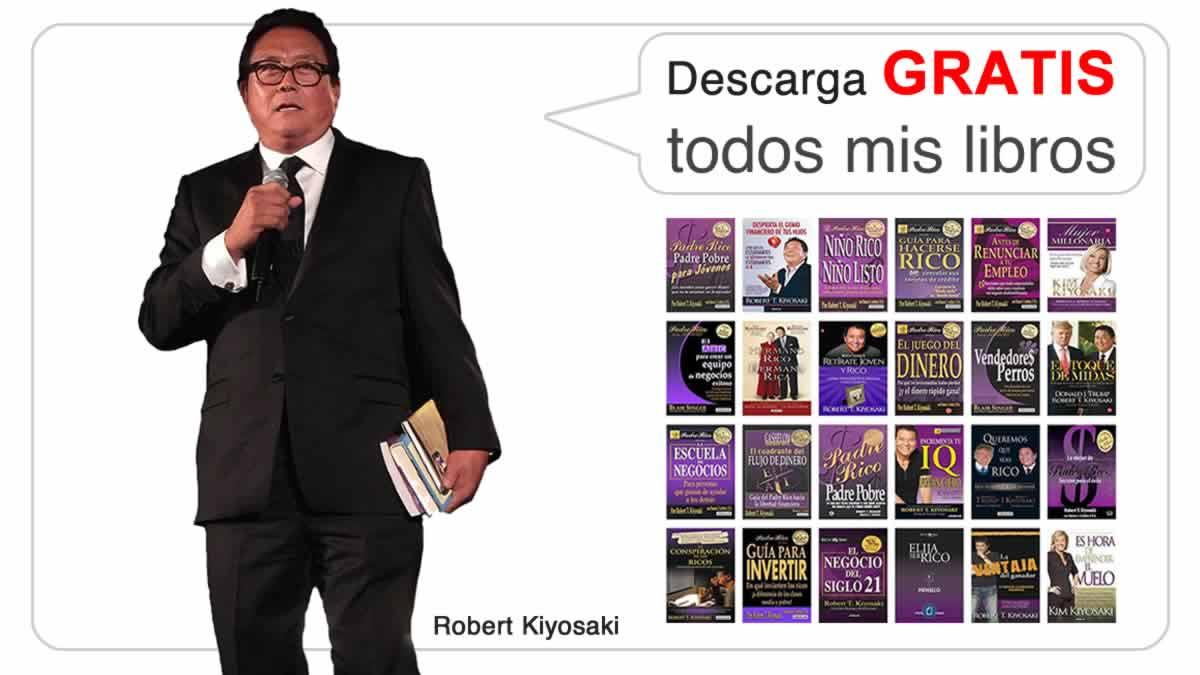 Libros de Robert Kiyosaki