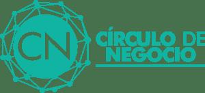 Logo Teal Circulo de Negocio Horizontal