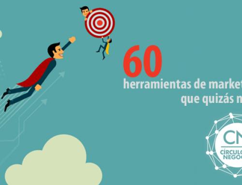 60 herramientas de Marketing digital que impulsarán tu negocio