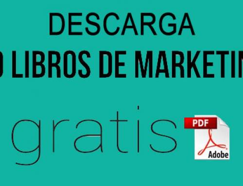 DESCARGA 50 LIBROS DE MARKETING EN PDF ¡SIN COSTO!