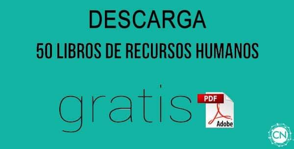 libros de recursos humanos pdf gratis