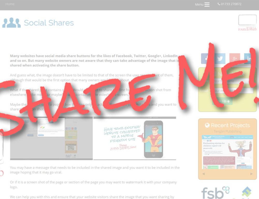 4 formas para hacer que las personas compartan tu contenido